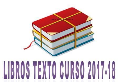 Resultado de imagen de LISTA LIBROS TEXTO 17-18